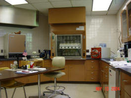 Fairmont Wastewater Treatment Plant Lab
