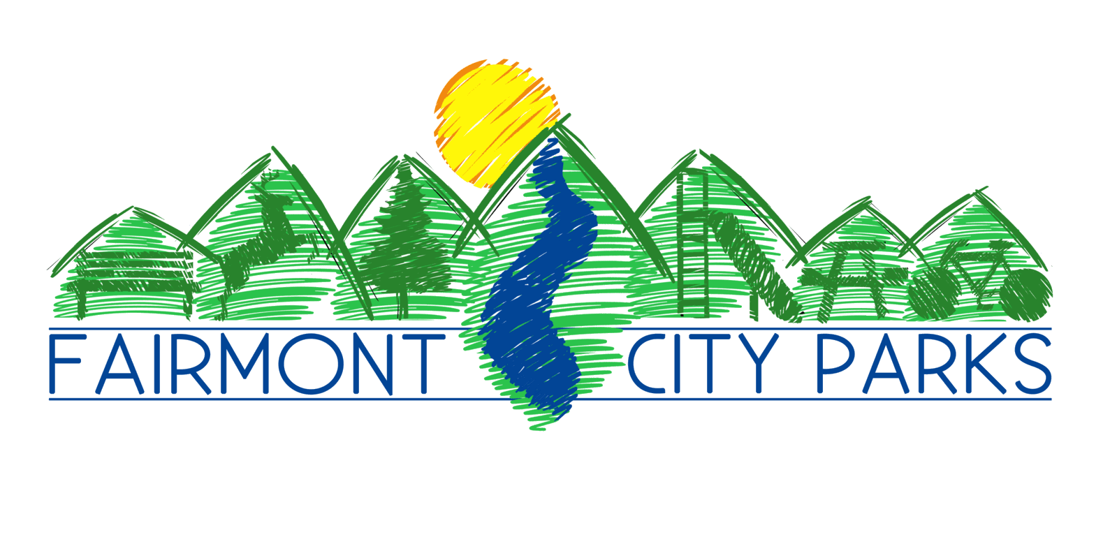 Fairmont Parks Commission Logo