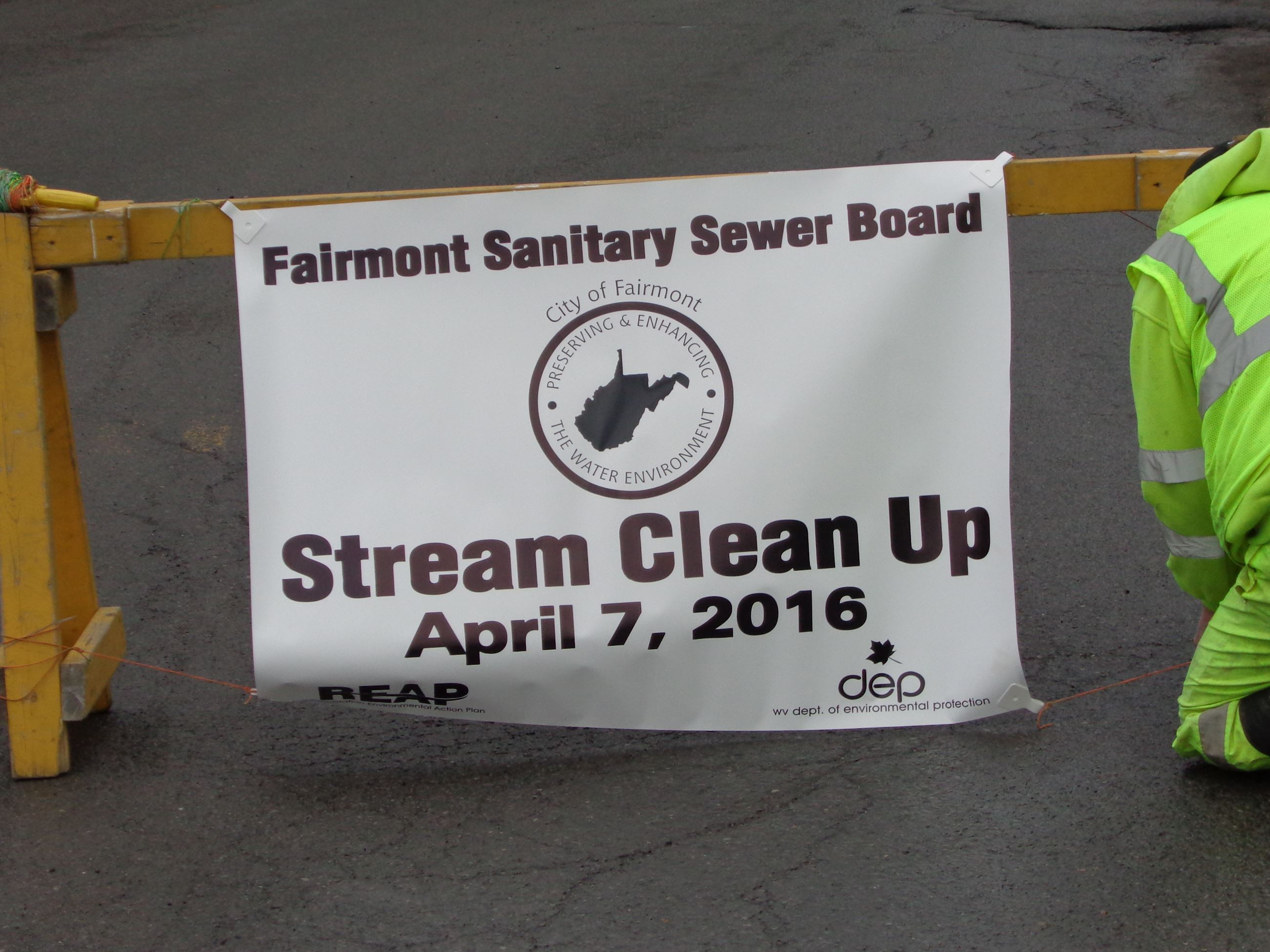 Stream Clean Up Day