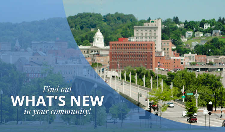 Find out what is new in your community!